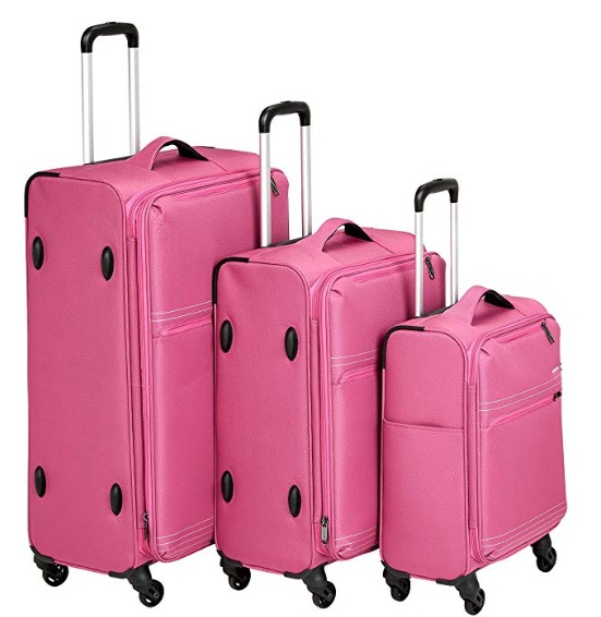 carry on luggage pack lighter for family travel