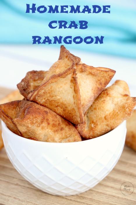 Crab Rangoon Recipe