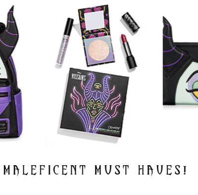 MALEFICENT MUST HAVE MERCHANDISE FOR 2019!