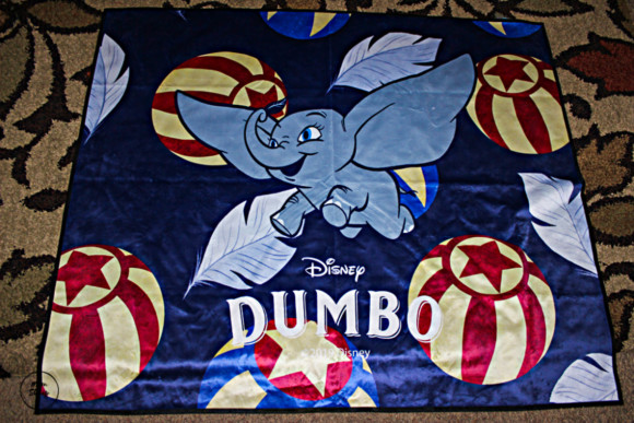 Dumbo Backyard Circus Party