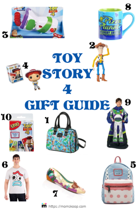 Toy Story 4 Gift Guide