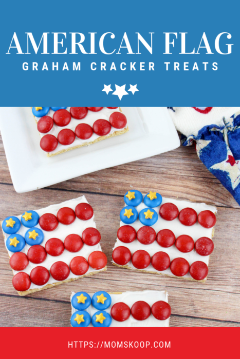 AmericanFlag Graham Cracker Treat