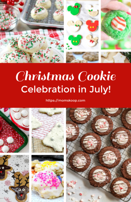 Christmas in July Cookie Celebration