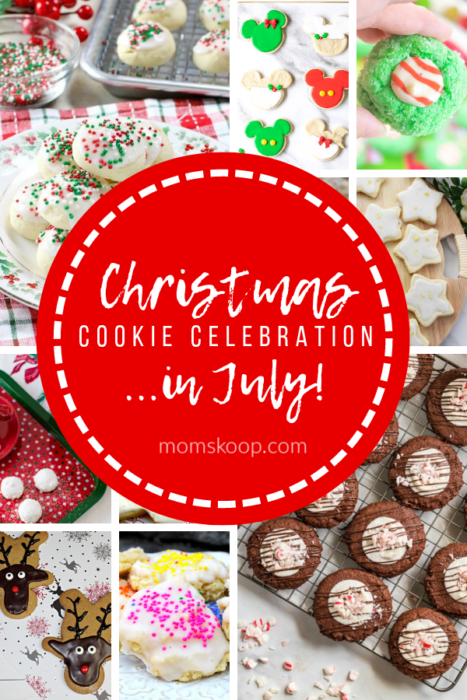 Christmas in July Cookie Post