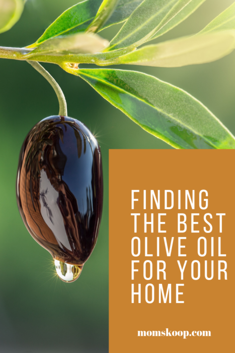 Best Olive Oil