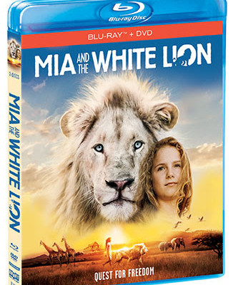 MIA AND THE WHITE LION – DVD/BLU-RAY GIVEAWAY