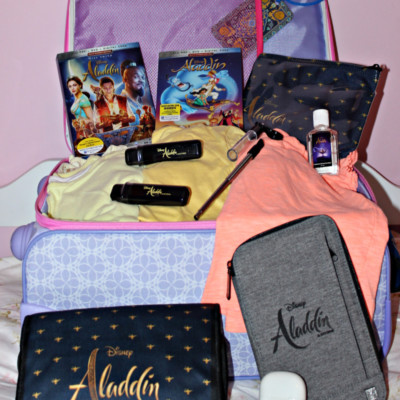 TIPS TO PLAN AN ALADDIN THEMED FAMILY MOVIE DAY!