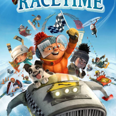 RACETIME COMING ON DIGITAL AND DEMAND ON NOVEMBER 5th!