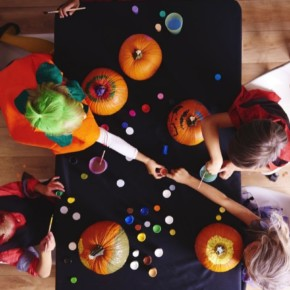 5 Halloween Craft Ideas for Kids