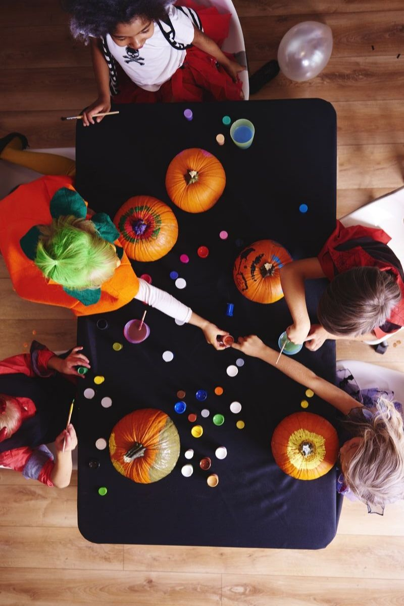 5 Halloween Craft Ideas for Kids