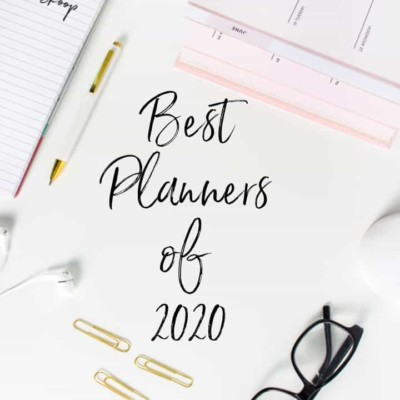 The Best Planners to Help You Get Organized!