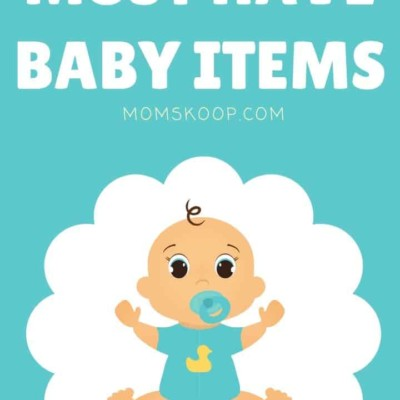 Must Have Baby Items for 2020 and Giveaway