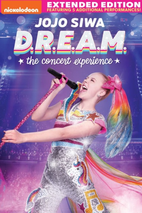 JoJo Siwa, DREAM, DVD