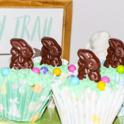 Easter Bunny Cupcake Recipe