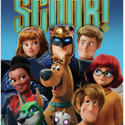 SCOOB! ARRIVES ON BLU-RAY™ JULY 21 PLUS GIVEAWAY