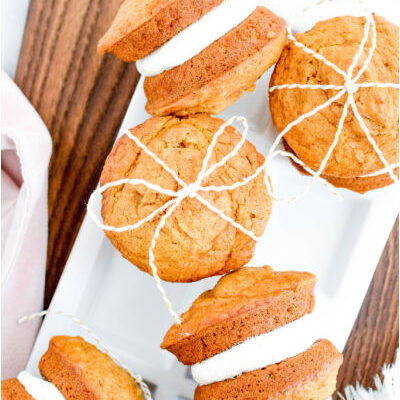 The Best Pumpkin Whoopie Pies Recipe